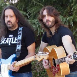 Ο Angel και ο Κostis των Skelters για μια live εμφάνιση στην Θεσσαλονίκη στο «Crow Bar»