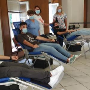 Πέμπτη δράση εθελοντικής αιμοδοσίας στο κτίριο της Περιφέρειας Κεντρικής Μακεδονίας