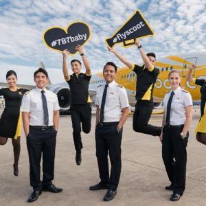 Και τέταρτη πτήση η Scoot για τα δρομολόγια Αθήνα-Βερολίνο και Αθήνα-Σιγκαπούρη