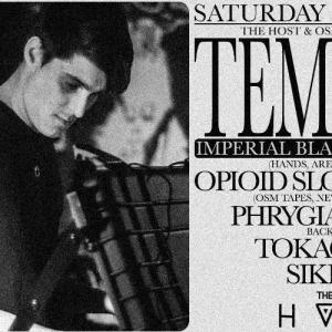 OSM tapes w/Templər(Imperial Black Unit) & more