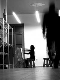 PETER SOUFLEROS - Εργαστήριο ζωγραφικής