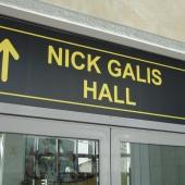 Αλεξάνδρειο Μέλαθρο - Nick Galis Hall © goTHESS.gr