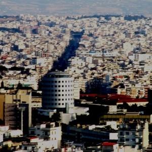 Aραιές νεφώσεις το Σάββατο στη Θεσσαλονίκη