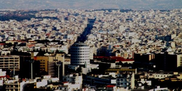 Το χρονικό της καταιγίδας που έπληξε την Θεσσαλονίκη