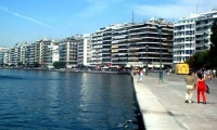 Καλός και ζεστός ο καιρός της Δευτέρας στη Θεσσαλονίκη