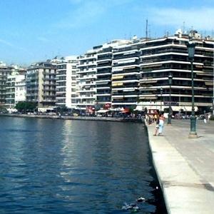 Καλός καιρός σήμερα Δευτέρα στη Θεσσαλονίκη