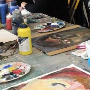 Δωρεάν καλλιτεχνικά εργαστήρια στις Συκιές