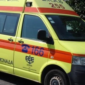 Σοβαρά τραυματισμένος πενηντάχρονος σε εργατικό ατύχημα