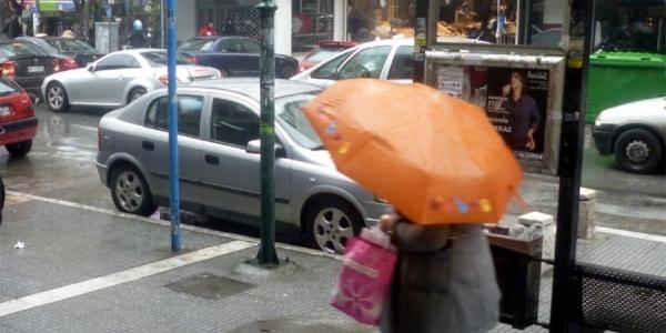 Με αρκετό κρύο και σύννεφα ο καιρός σήμερα Σάββατο στη Θεσσαλονίκη