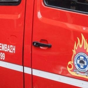 Υπό έλεγχο η πυρκαγιά στη Γαλήνη Ωραιοκάστρου