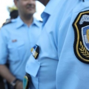 Διαμαρτυρία αστυνομικών για μεταθέσεις λόγω μεταναστευτικού