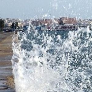 Άστατος ο καιρός σήμερα Σάββατο στη Θεσσαλονίκη