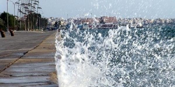 Ξεκίνησε η μεταβολή του καιρού στη Θεσσαλονίκη - έρχεται κρύο