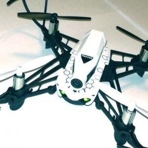 Ψεκαστικά drones εναντίον κουνουπιών στη Θεσσαλονίκη