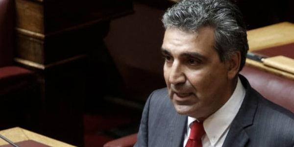 Αποχώρησε από την Κοινοβουλευτική Ομάδα της Ένωσης Κεντρώων ο Αριστείδης Φωκάς