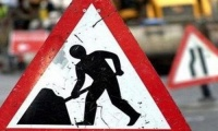Εργασίες συντήρησης  στην Εθνική Οδό 16 Θεσσαλονίκης – Γαλάτιστας - Αρναίας – Παλαιοχωρίου