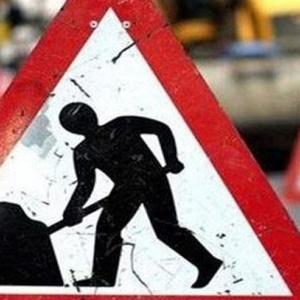 Εργασίες  αποκατάστασης μεταλλικών στηθαίων στην Εθνική Οδό Θεσσαλονίκης-Νέων Μουδανίων