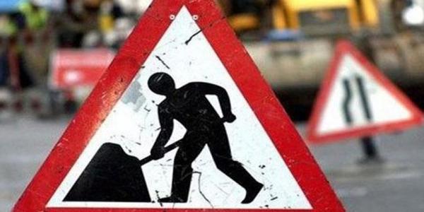 Εργασίες συντήρησης στην Εθνική Οδό Θεσσαλονίκης - Έδεσσας