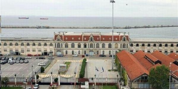 Υπογραφές για κτίρια  του Α' Προβλήτα Λιμένα Θεσσαλονίκης
