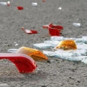 Τροχαίο ατύχημα  στην εθνική οδό Μουδανιών – Θεσσαλονίκης