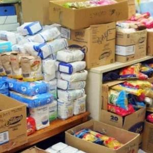Διανομή τροφίμων ΤΕΒΑ από το Δήμο  Αμπελοκήπων-Μενεμένης