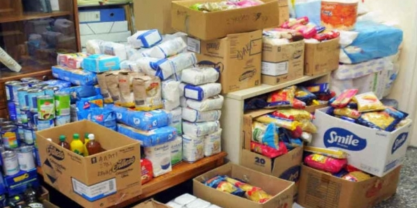 Συνεχίζεται στο Δήμο Κιλκίς η διανομή τροφίμων σε δικαιούχους του ΤΕΒΑ