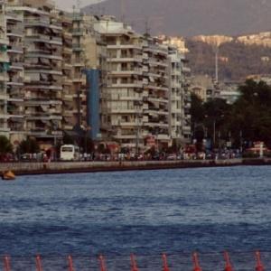 O καιρός σήμερα Παρασκευή στη Θεσσαλονίκη
