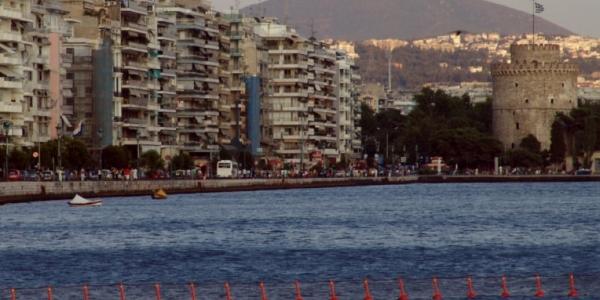 Αίθριος ο καιρός σήμερα Κυριακή στη Θεσσαλονίκη