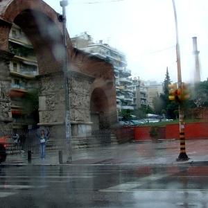 Η πρόγνωση του καιρού της Δευτέρας για τη Θεσσαλονίκη