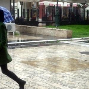 Νεφώσεις με τοπικές βροχές  την Κυριακή στη Θεσσαλονίκη