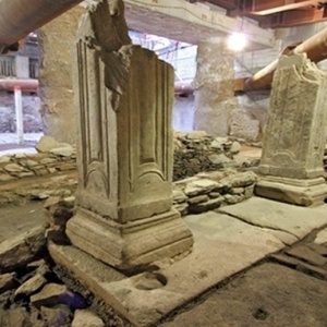 Aγωνία   για την τύχη των αρχαιοτήτων του Μετρό Θεσσαλονίκης