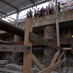 Έκτακτοι αρχαιολόγοι: Αρχαία και μετρό Θεσσαλονίκης στο έλεος της «ανάπτυξης»