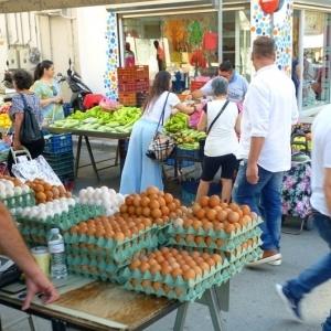 Δημόσια κλήρωση 218 νέων αδειών λαϊκών αγορών