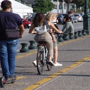 Επεκτείνεται το δίκτυο των ποδηλατόδρομων του Δήμου Θεσσαλονίκης