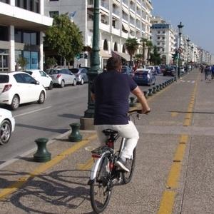 Ο καιρός σήμερα Κυριακή στη Θεσσαλονίκη