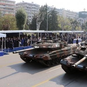 Χωρίς στρατιωτική παρέλαση ο εορτασμός της  28ης Οκτωβρίου στη Θεσσαλονίκη