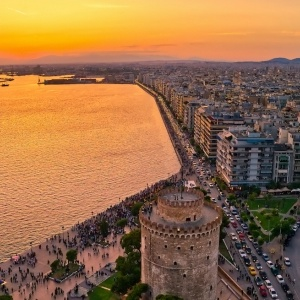 On Air η καμπάνια «Can't Miss Thessaloniki»