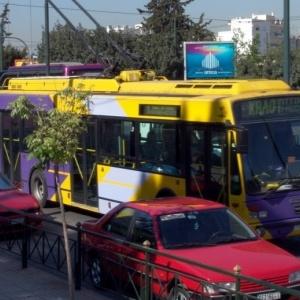 Προσωρινή  τροποποίηση  λεωφορειακών γραμμών Αχαρνών