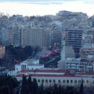 Νεφώσεις και τοπικές βροχές ο καιρός το Σάββατο στη Θεσσαλονίκη