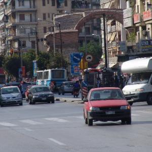 Ο καιρός σήμερα Δευτέρα στη Θεσσαλονίκη