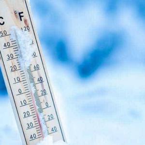 Ψυχρές αέριες μάζες από τη Σιβηρία ρίχνουν την θερμοκρασία έως την Τρίτη