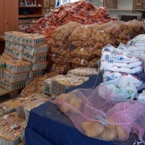 Διανομή προϊόντων ΤΕΒΑ/FEAD από τον Δήμο Πυλαίας - Χορτιάτη