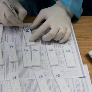 Δωρεάν rapid test σήμερα Πέμπτη στη Θεσσαλονίκη