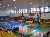 Εθνικό Γυμναστήριο Μίκρας © goTHESS.gr