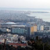 Η θέα από την Ανω Πόλη είναι εξαιρετική © goTHESS.gr