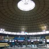 Ο εσωτερικός χώρος του σταθμού © goTHESS.gr