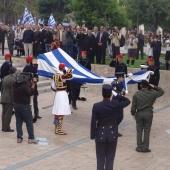 Από τις εκδηλώσεις για τα 100 χρόνια ελεύθερης Θεσσαλονίκης © goTHESS.gr