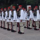 Από τις εκδηλώσεις για τα 100 χρόνια ελεύθερης Θεσσαλονίκης - Τσολιάδες © goTHESS.gr