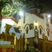 Παρεκκλήσι Αγίας Παρασκευής Παλαιοκάστρου © goTHESS.gr