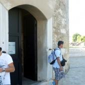 Λευκός Πύργος - είσοδος © goTHESS.gr